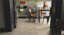 Bodenbelag Küche von Livingfloor