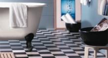 Bodenbelag Bad von livingfloor