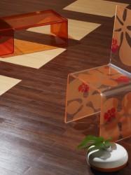 Gerflor Vinyl Planke Senso Classic 0019 Merbau 1,5m² AKTION