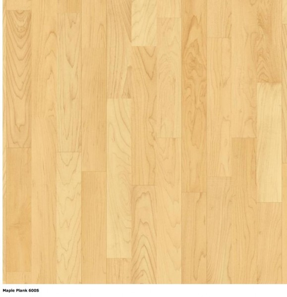 PVC Belag Texalino Supreme Maple Plank 600S 5m