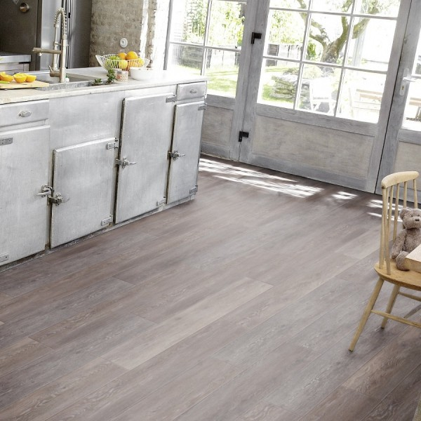Klick Vinyl Tarkett Starfloor Click 30 | Cerused Oak-Brown 2,009 m²