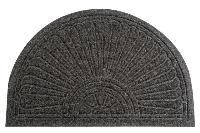fu matte wash dry gallery halfmoon anthrazit 55x85 cm fu matten halbrunde fu matten. Black Bedroom Furniture Sets. Home Design Ideas
