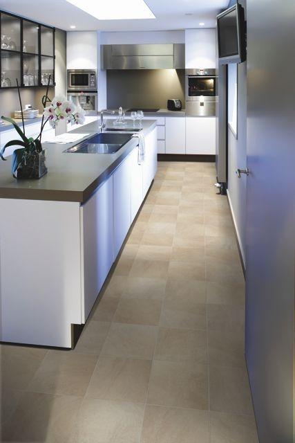 pvc bodenbelag tarkett select 150 auckland snow 2m bodenbel ge pvc belag 2 00 m rollenbreite. Black Bedroom Furniture Sets. Home Design Ideas