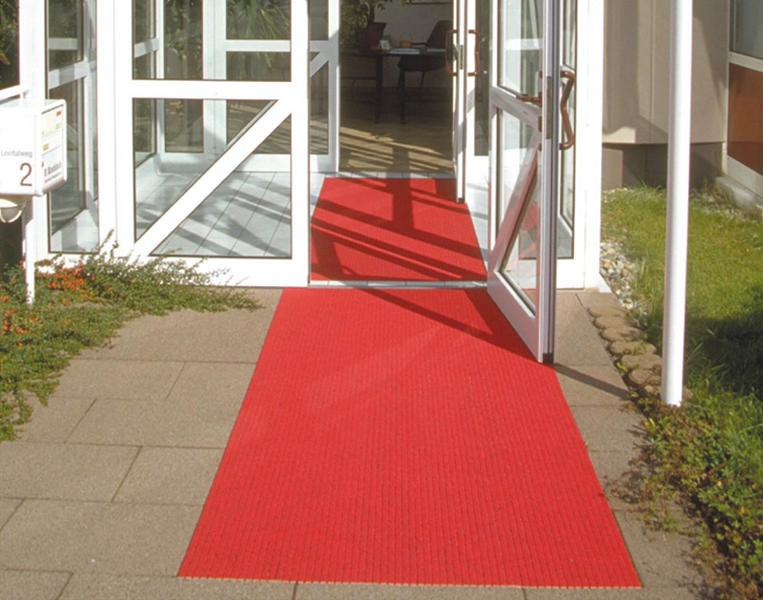 ako sicherheitsmatte anti rutsch rot breite 120 cm fu matten xxl fu matten auf ma. Black Bedroom Furniture Sets. Home Design Ideas