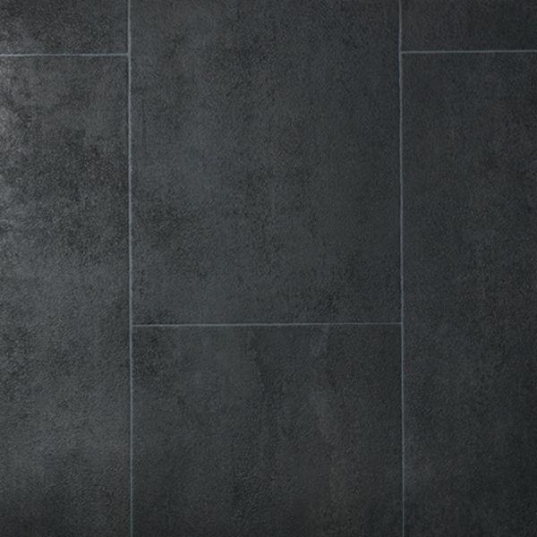 PVC Fussboden Tarkett Select 280T  Melbourne Noir 2m ...