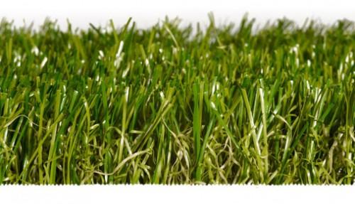 Ultra Hochflor Rasen Kunstrasen Sensa Verde 2,50 m Bodenbeläge Kunstrasen 2.50 m Rollenbreite